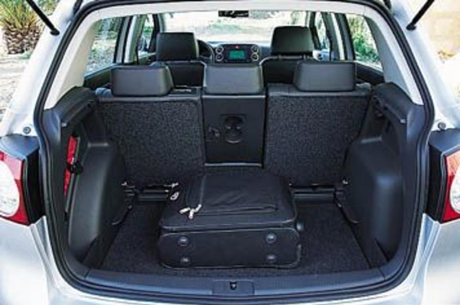 vw golf plus 2 0 tdi review autocar. Black Bedroom Furniture Sets. Home Design Ideas
