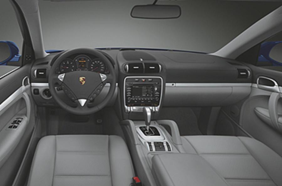 Porsche Cayenne 3.0 TD V6
