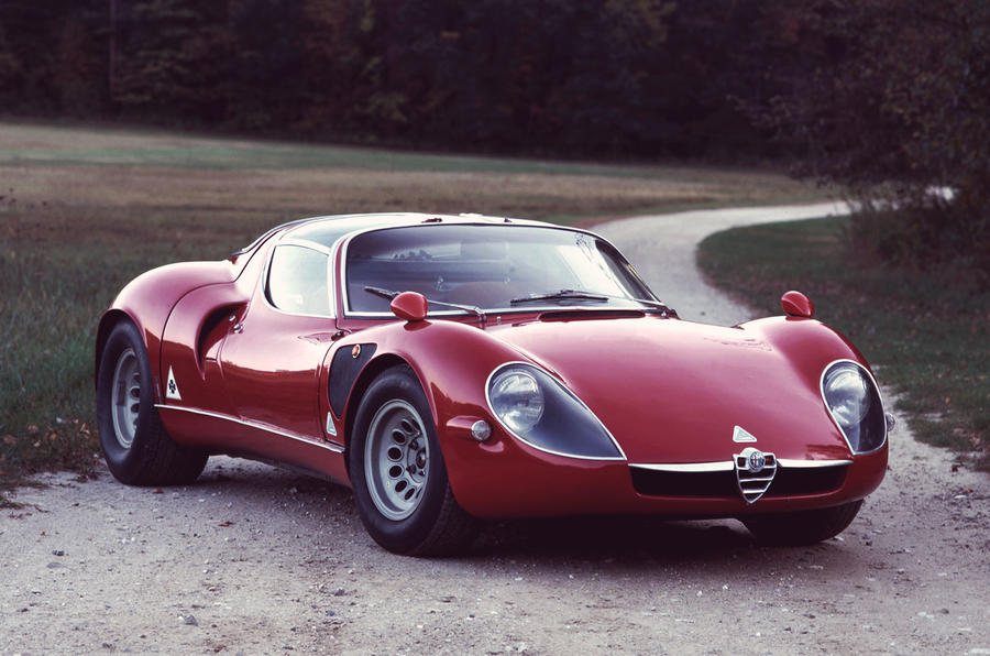 history of the alfa romeo coupe - picture special | autocar