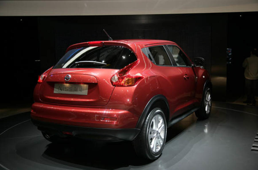 Nissan Juke - show pictures