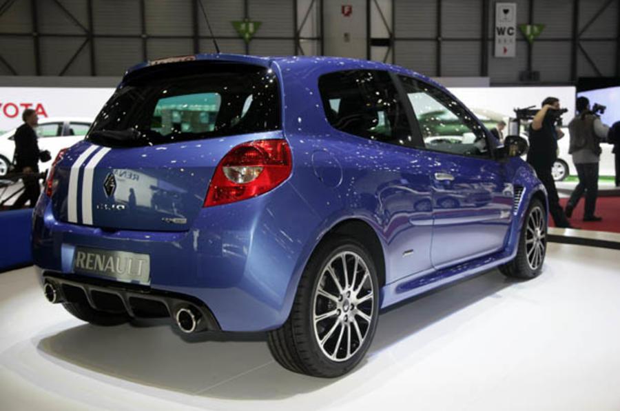Renaultsport Clio Gordini - pics