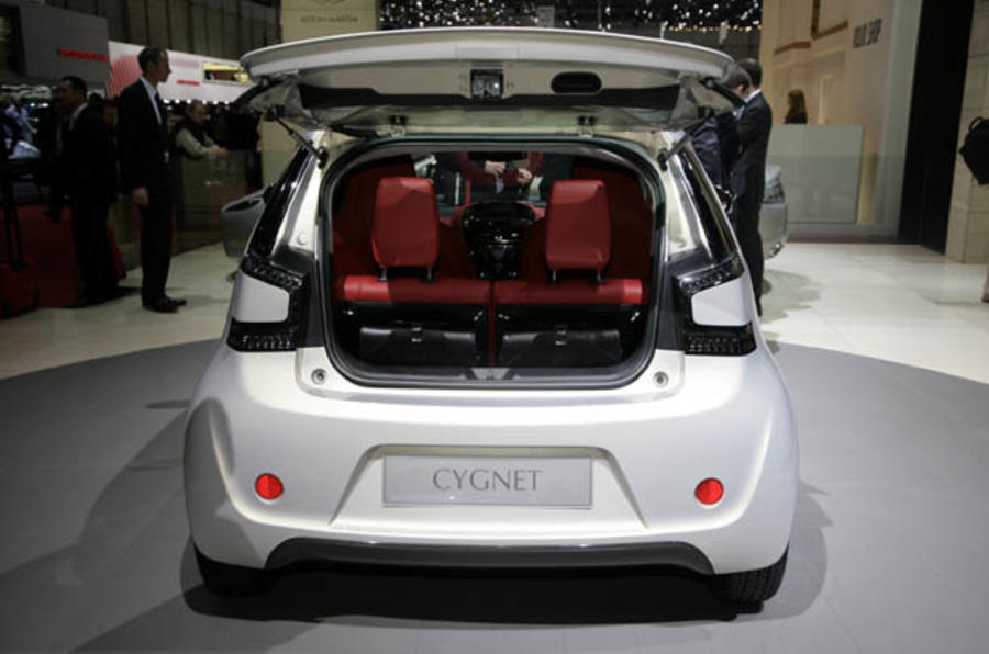 Aston - why we built the Cygnet