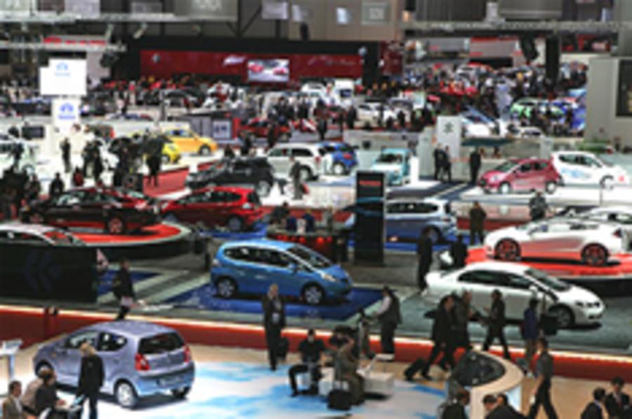 Geneva 2009: the star cars
