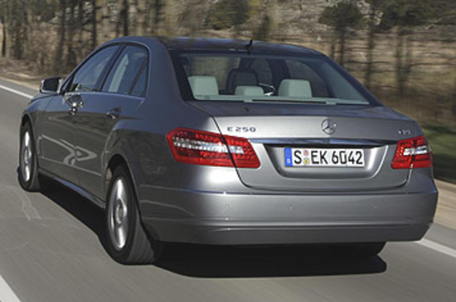 Mercedes E Cdi Review