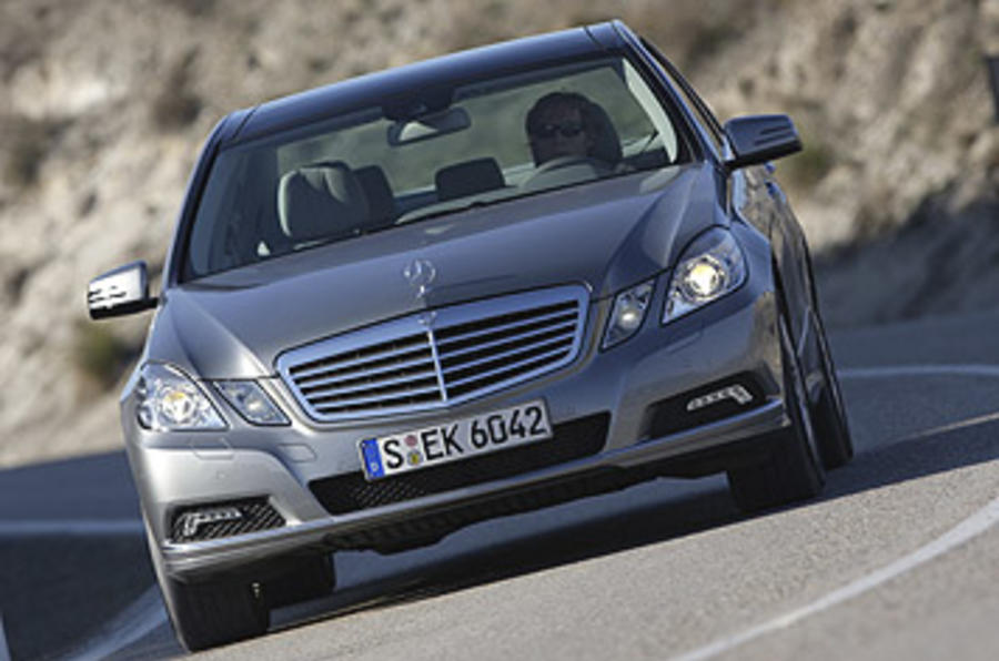 Mercedes E250 CDI BlueEfficiency
