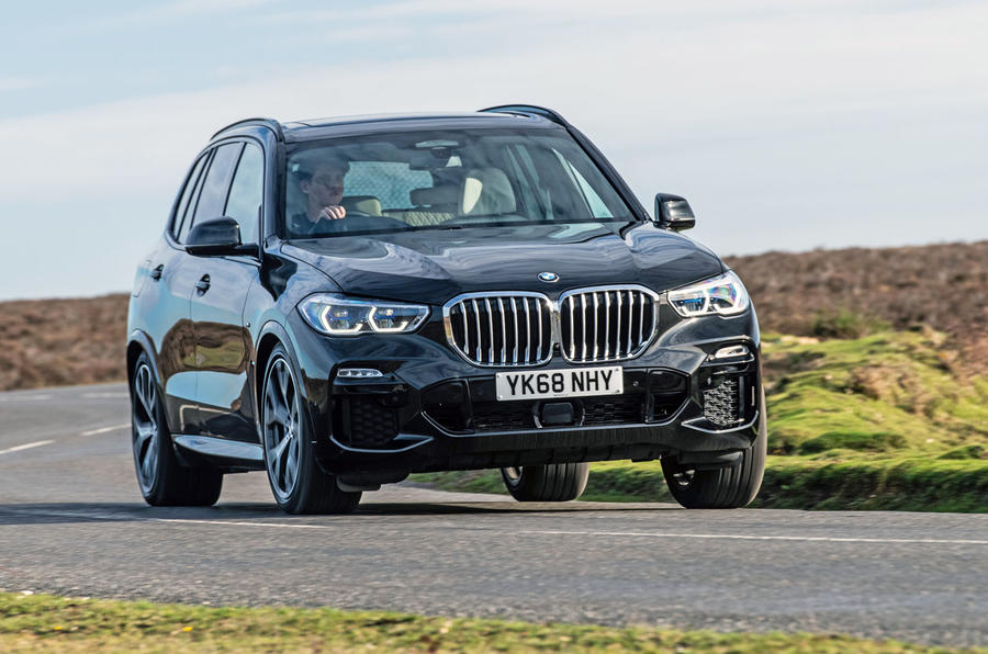 BMW X5 performance | Autocar