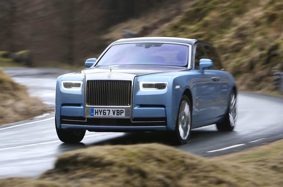Luxury Vehicle: Rolls-Royce Phantom Review (2019)