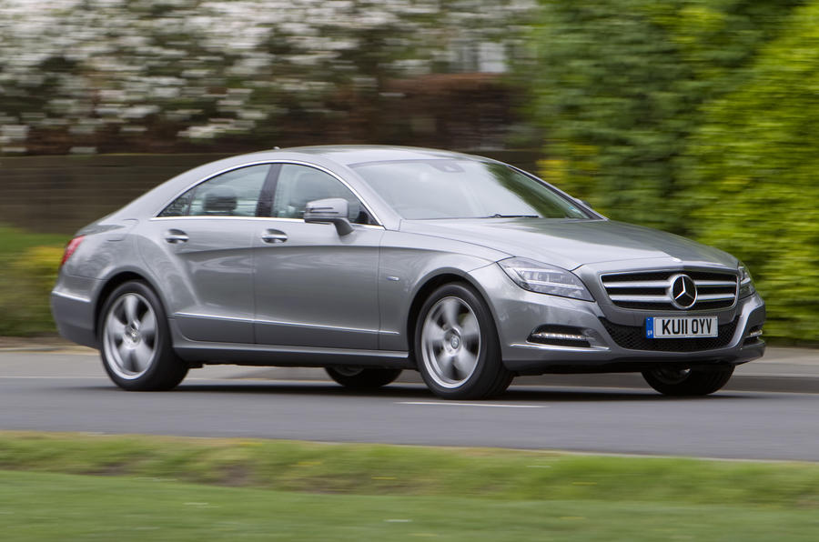 Great Mercedes CLS250 CDI ...