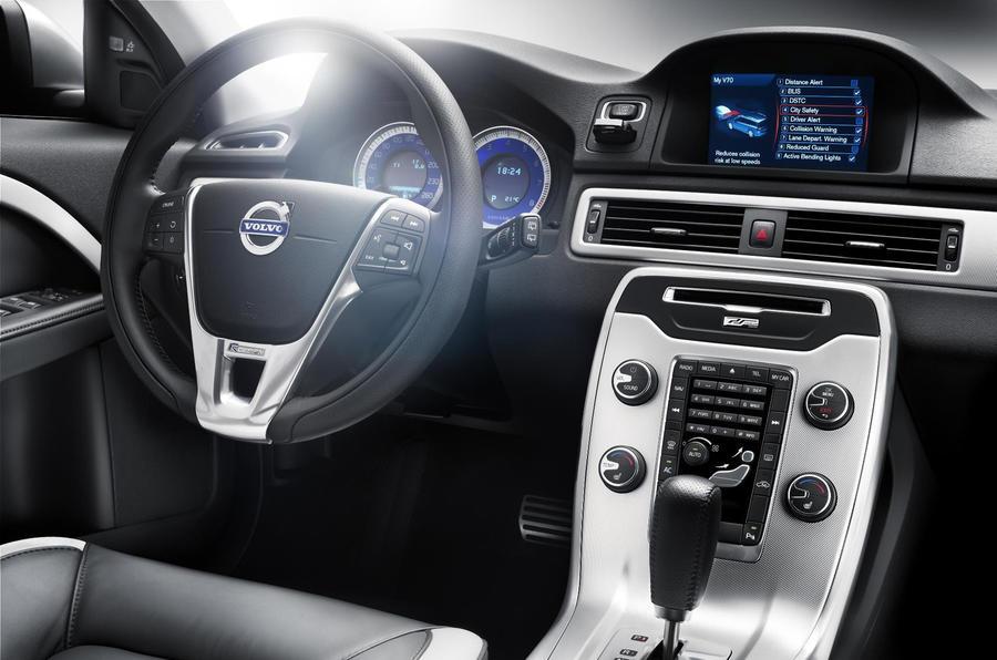 Volvo V70 D3 R-Design review | Autocar