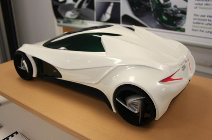 Car designs of the future