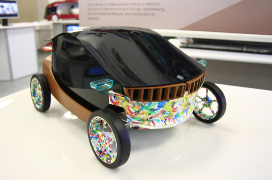 Car designs of the future