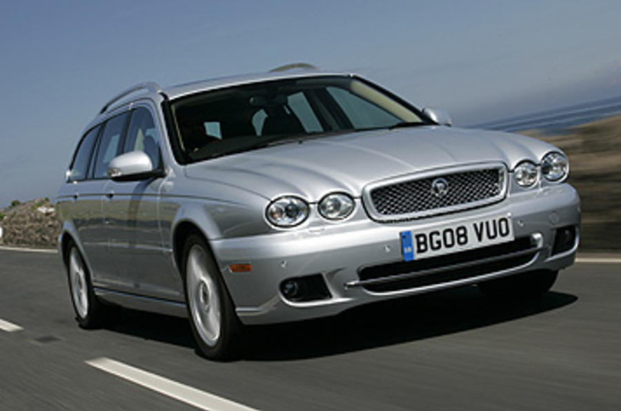 Jaguar X-type 2.2D S
