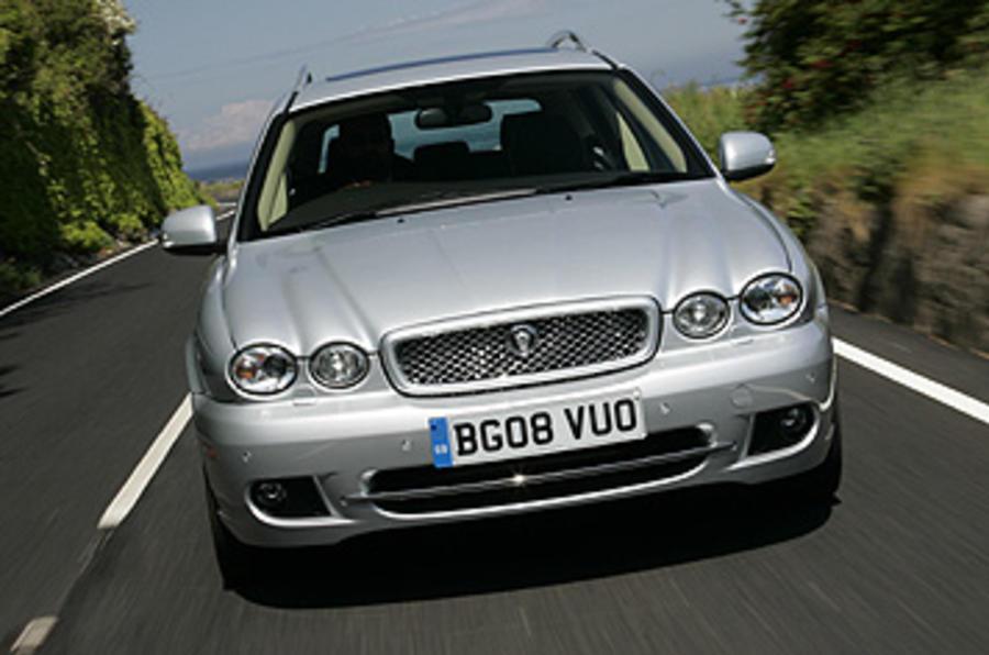 Jaguar X-type 2.2D S