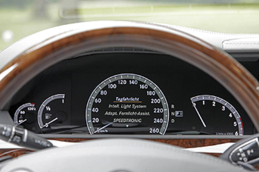 Mercedes S-Class S350 CDI