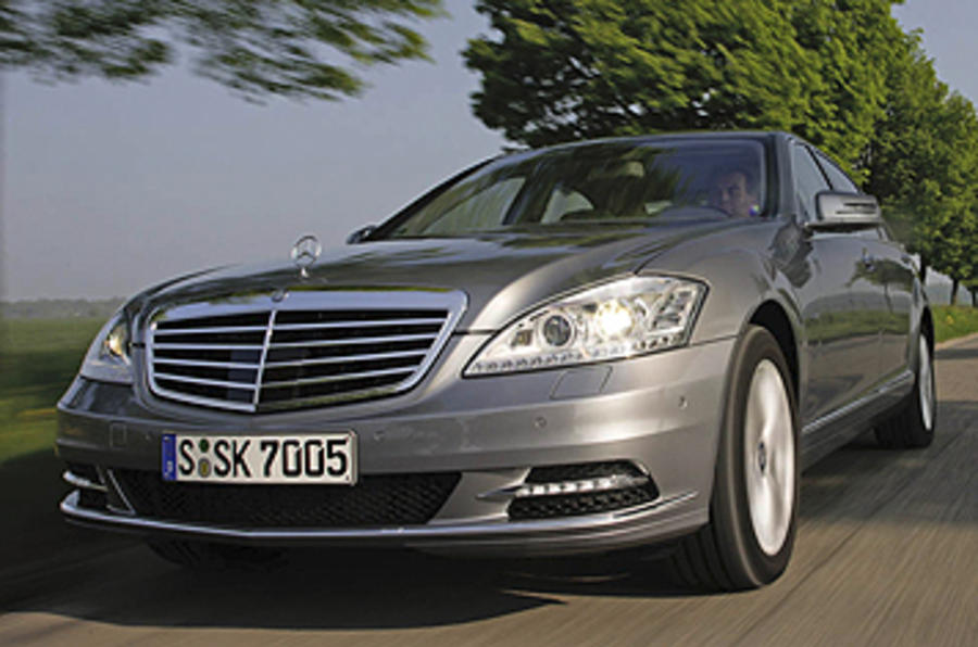Mercedes s class s 350 cdi review autocar for 2006 mercedes benz s350 review
