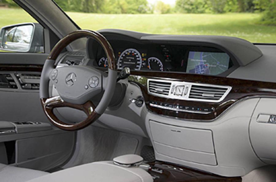 mercedes s class s 350 cdi review autocar. Black Bedroom Furniture Sets. Home Design Ideas