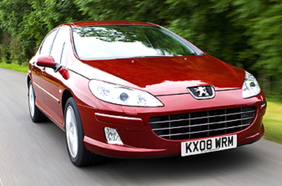 Peugeot 407 2.0 HDi 140