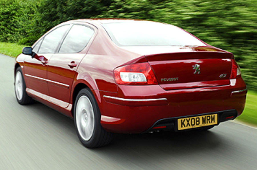 peugeot 407 2 0 hdi 140 review autocar. Black Bedroom Furniture Sets. Home Design Ideas