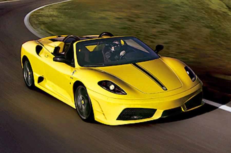 Ferrari F430 Scuderia Spider 16m Review Autocar