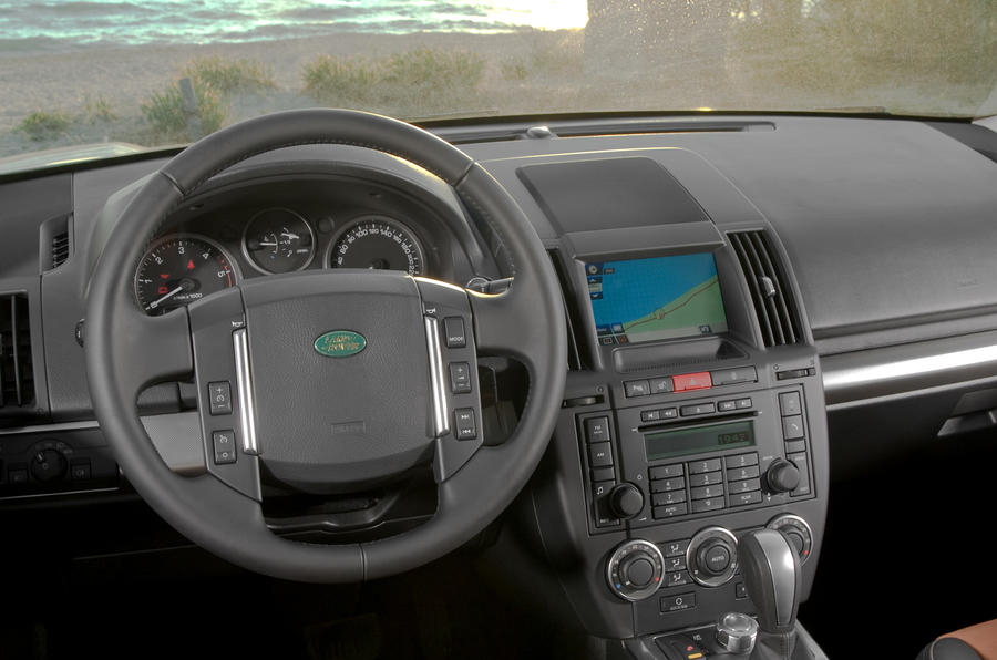 Land Rover Freelander SD4