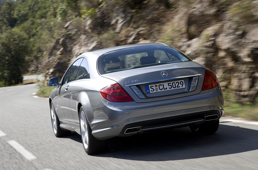 Mercedes CL500 BlueEfficiency