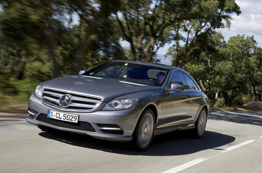 Mercedes benz cl 500 blueefficiency review autocar for Mercedes benz cl500 review