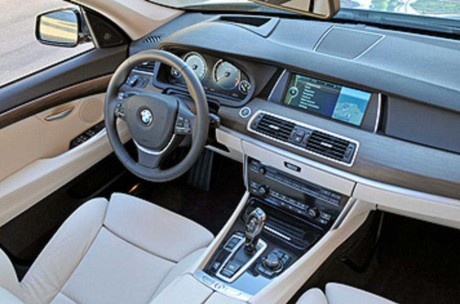 Bmw 5 Series Gt 530d Review Autocar