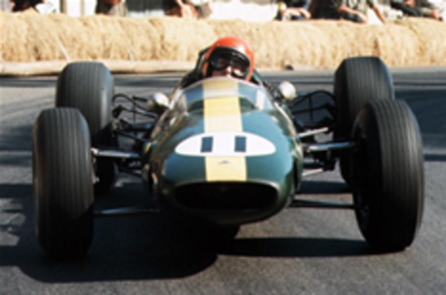 F1 return for Lotus gathers pace