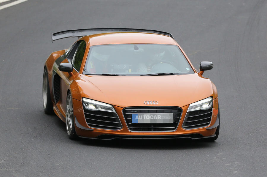 Revised Audi R8 GT set for Le Mans reveal