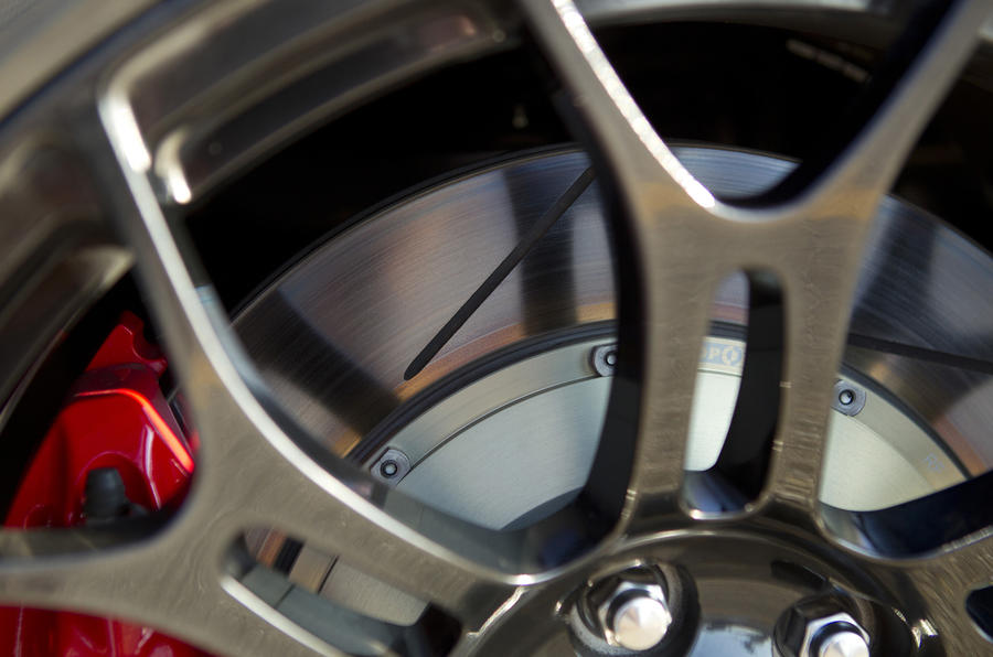 Brembo SRT Viper brake discs