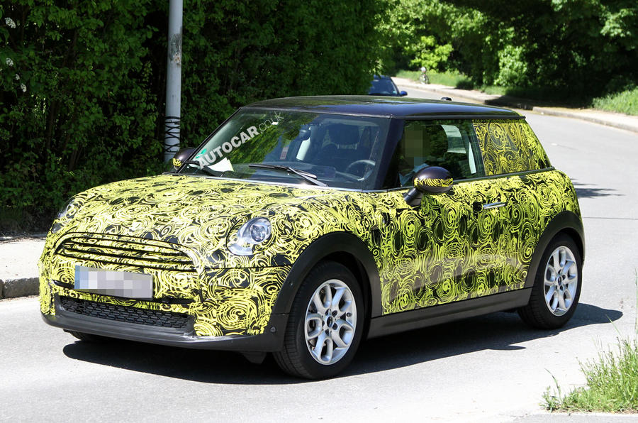 2014 Mini spy shots