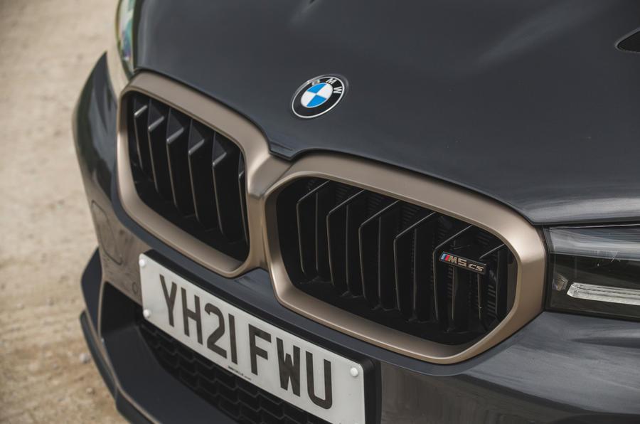 4 BMW M5 CS 2021 RT nez