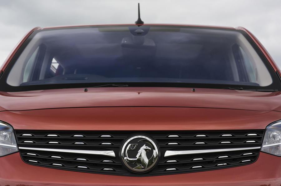 Vauxhall Vivaro Life 2019 road test review - bonnet