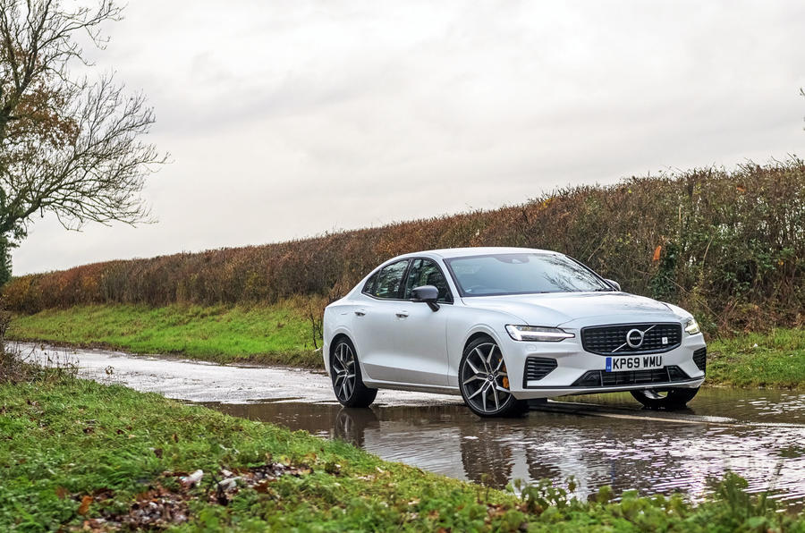 volvo s60 review  2020