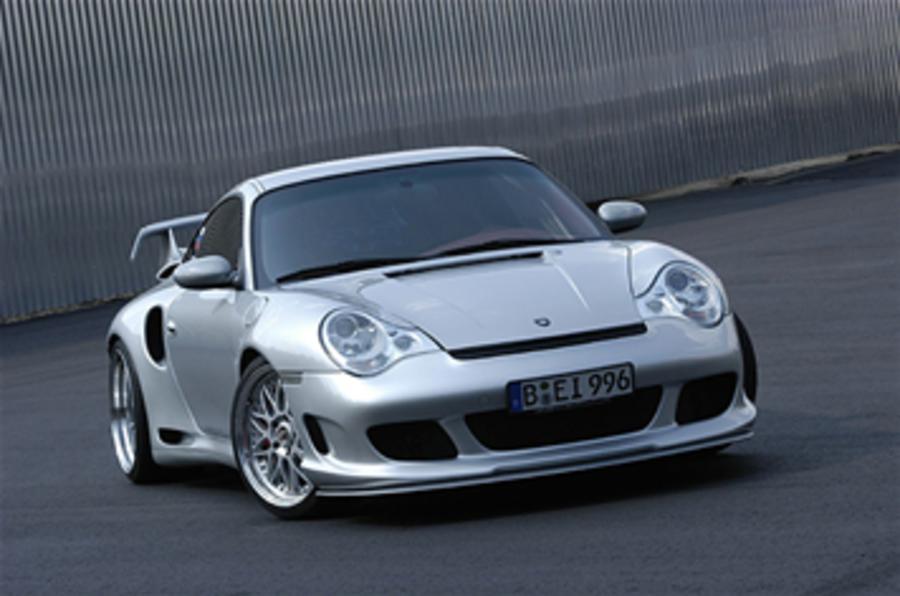 Porsche tuner Gemballa killed