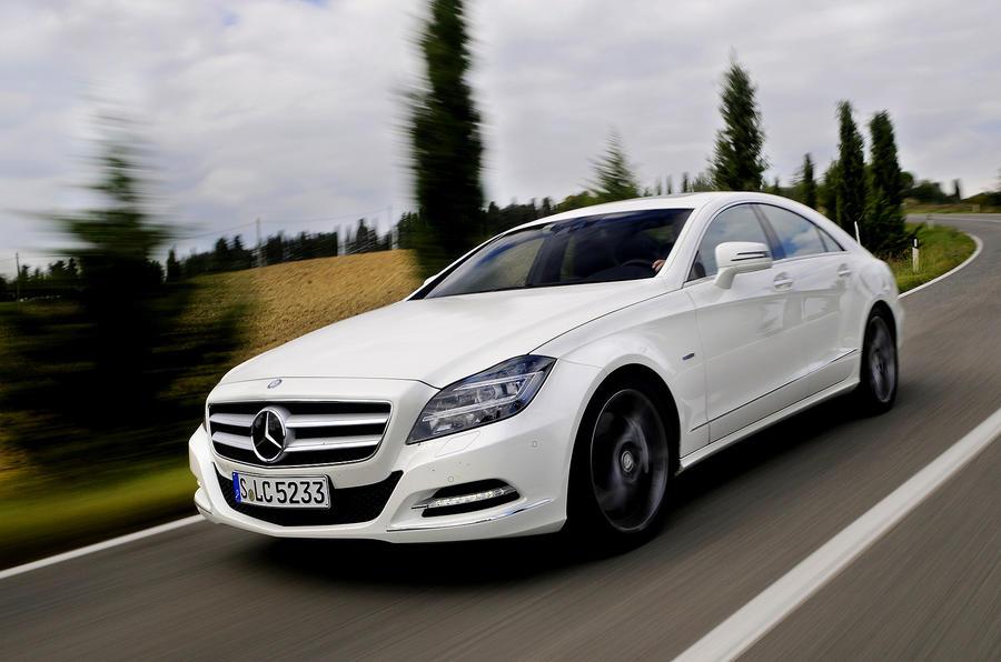 Mercedes cls 500 price