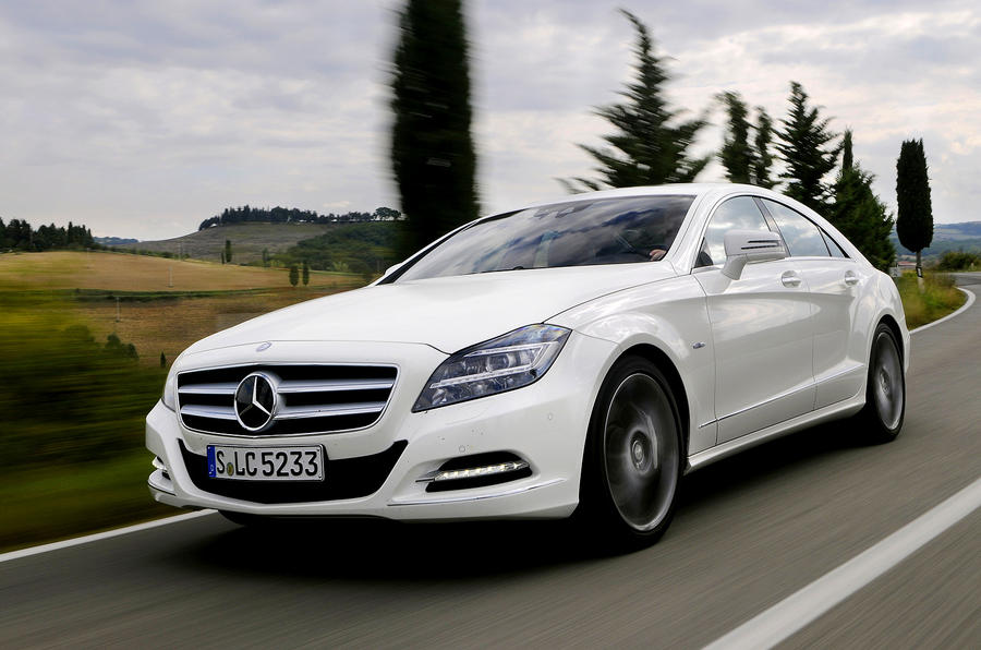 mercedes benz cls 500 review autocar