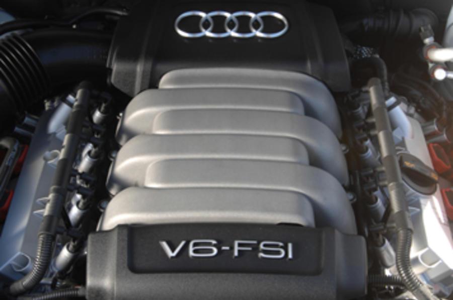 Audi A4 3.2 FSI