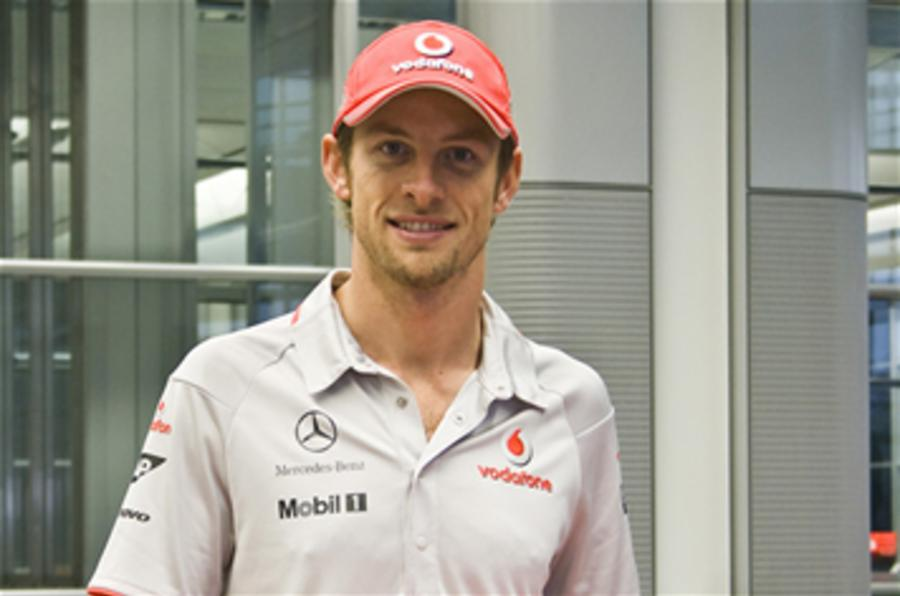 Button officially joins McLaren
