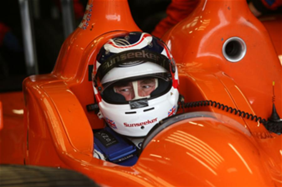 Nigel Mansell aims for Le Mans