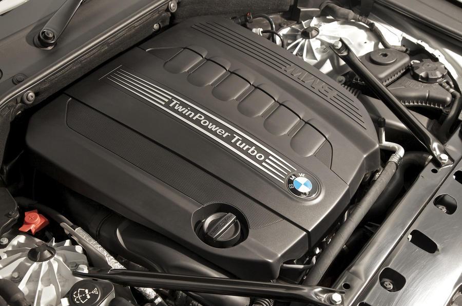 BMW 530d GT M-Sport