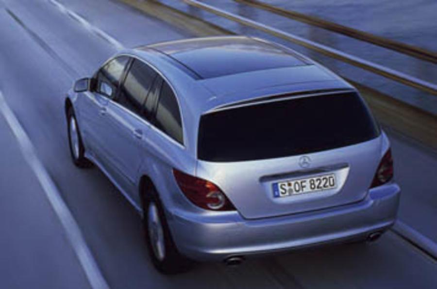Mercedes-Benz R320 CDI