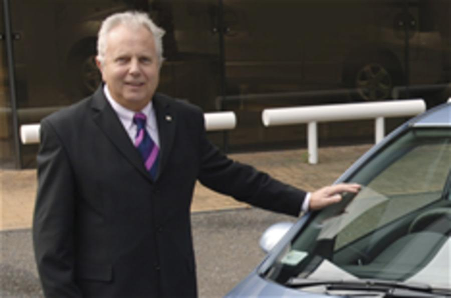 GM UK chairman retires