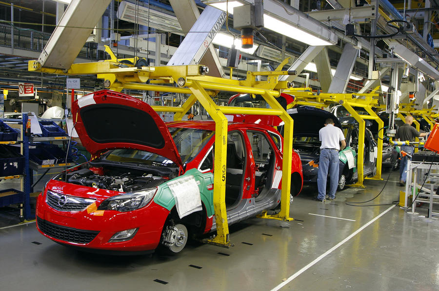 Car production up 27.1% in 2010