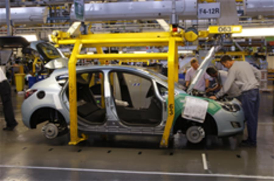 Scrappage 'failing UK makers'