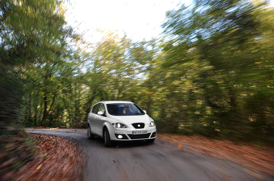 Seat Altea XL Ecomotive