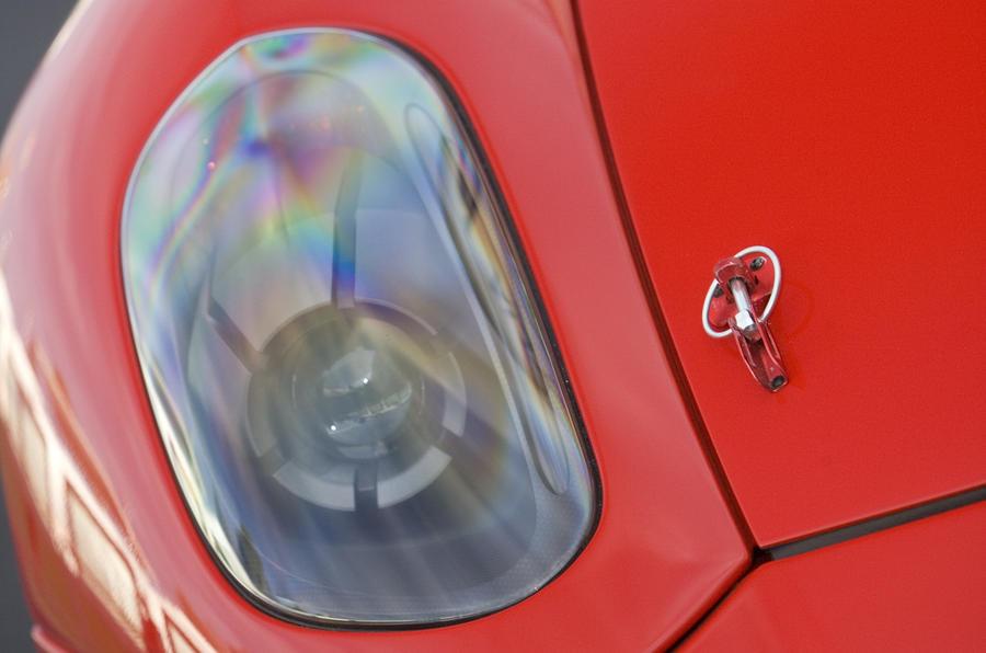 Ferrari 599XX headlights