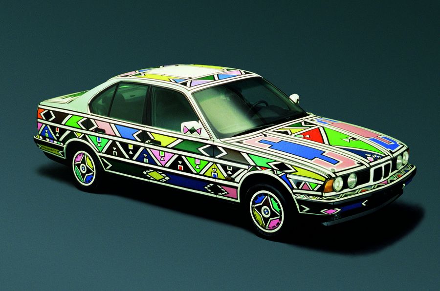 BMW plans new art car: pics