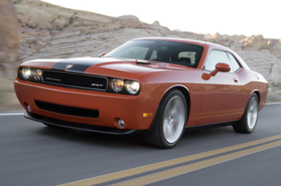 2008 dodge challenger srt8 6 0 review autocar. Black Bedroom Furniture Sets. Home Design Ideas