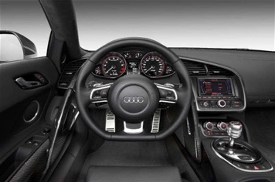 Audi R8 5 2 V10 Fsi Review Autocar